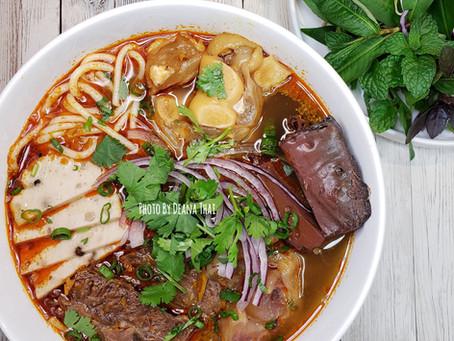 Instant Pot Bún Bò Huế