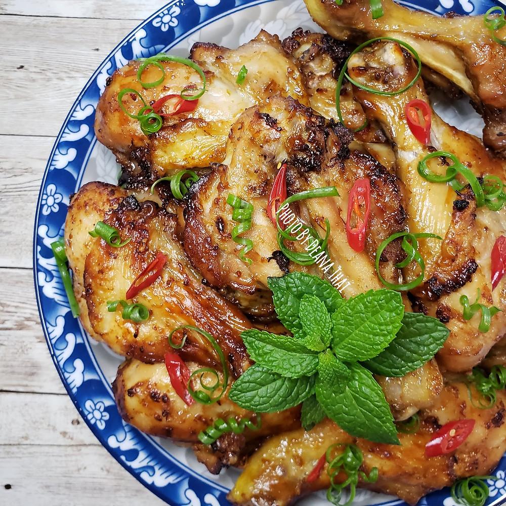 Deana's Lemongrass Chicken
