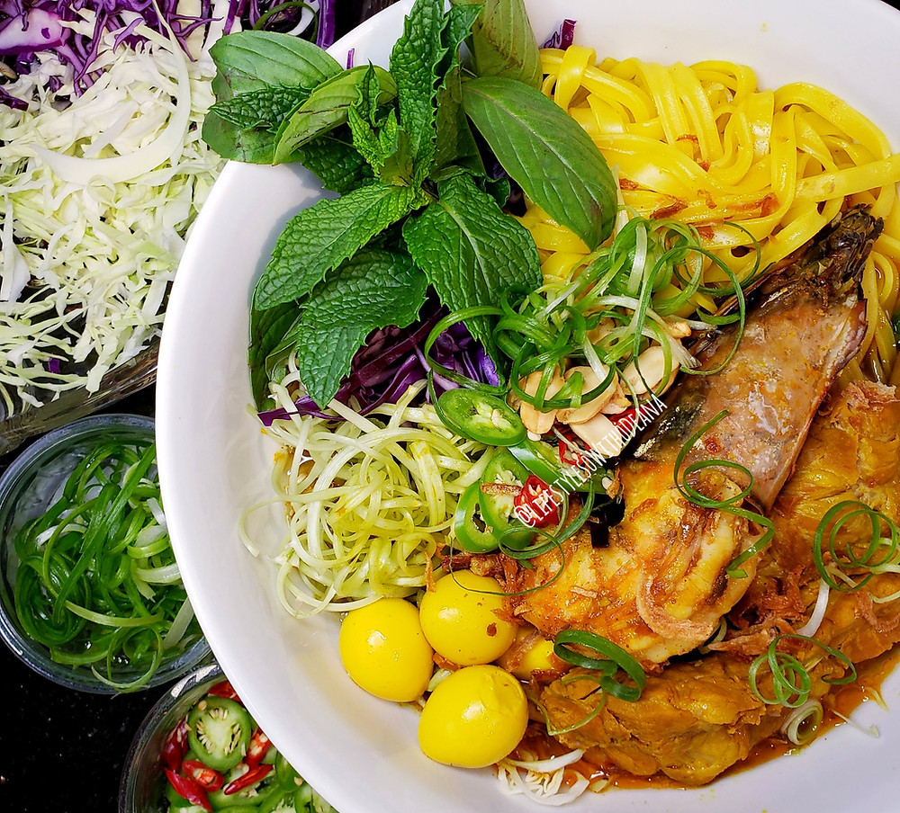 Instant Pot Mì Quảng