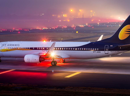 TIMELINE OF JET AIRWAYS: A TURBULENT JOURNEY