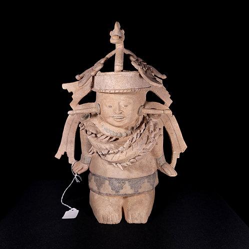 Nopiloa Pottery Figure