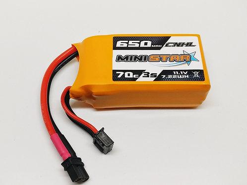 CNHL Ministar 650mah 70c 3s