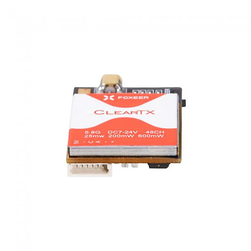 Foxeer ClearTX - 5.8G 48CH 25/200/600mW MMCX