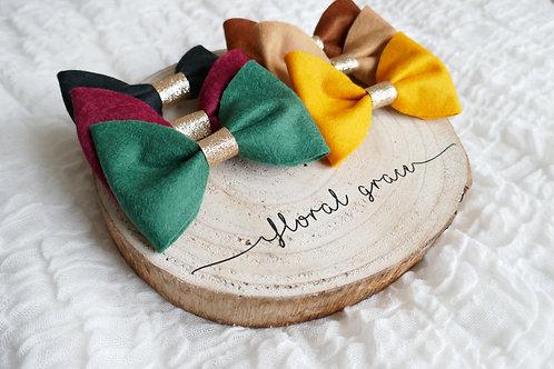 Autumn collection - 6 bows