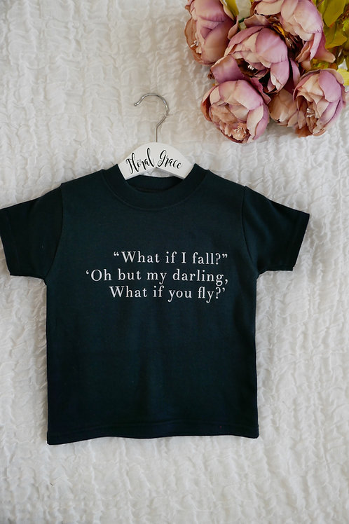 What if I fly t-shirt