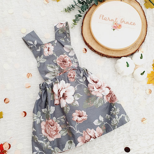 Florence Pinafore Dress