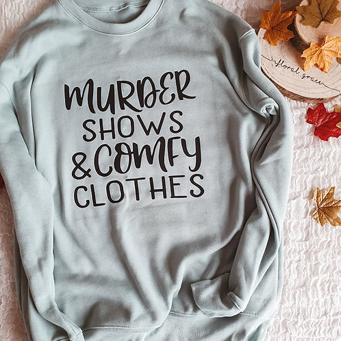Comfy clothes adult sweater