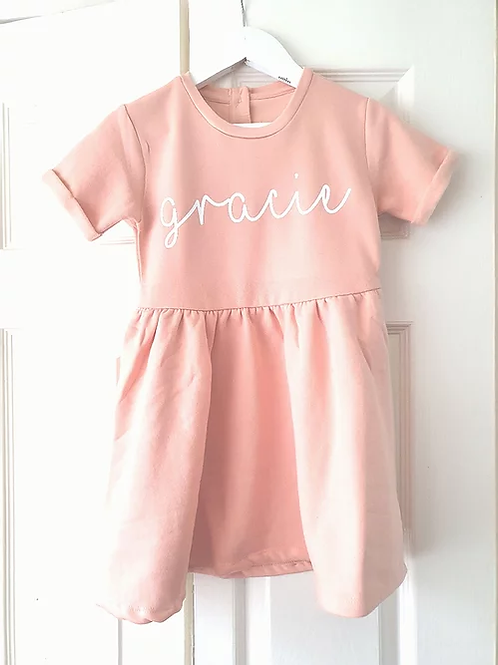 EXCLUSIVE - personalised dress