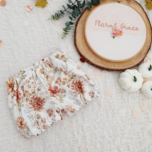 Watercolour Floral Bloomers