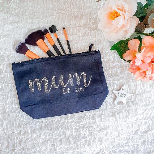 Est. Cosmetics bag