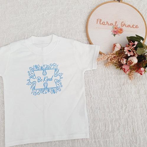 Be kind jigsaw T-shirt