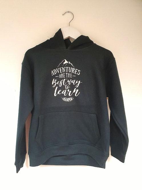Adventures hoodie