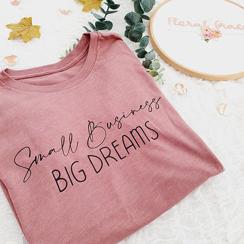 Small business tee