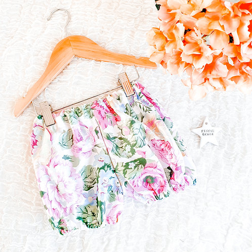 PREMADE: Garden floral bloomers