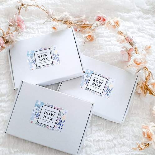 Surprise Box of Bows