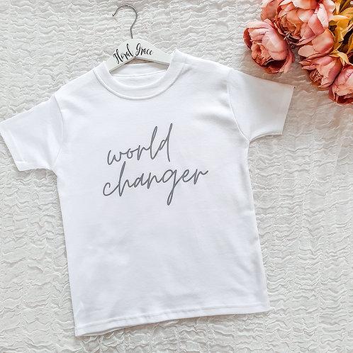 World Changer Tee