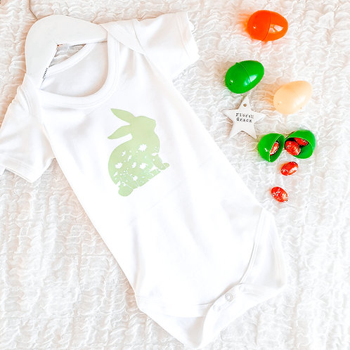 Easter bunny vest (various colours)