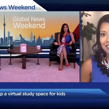 Kids Virtual Learning - Study Nook