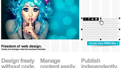Create a Responsive Site Without a Single Line of Code Using Webydo