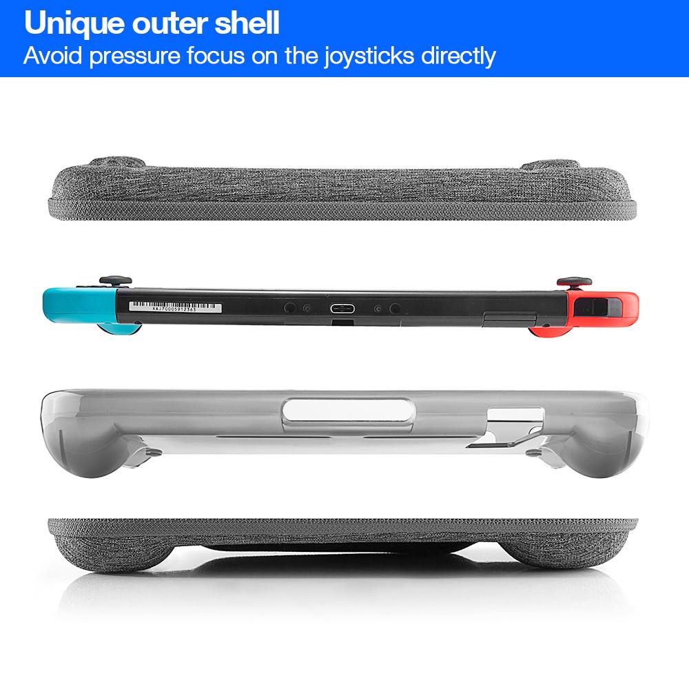 unique outer shell