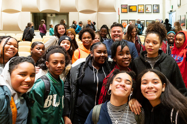 Portland Public Schools Middle School Student Diversity Leadership Conference