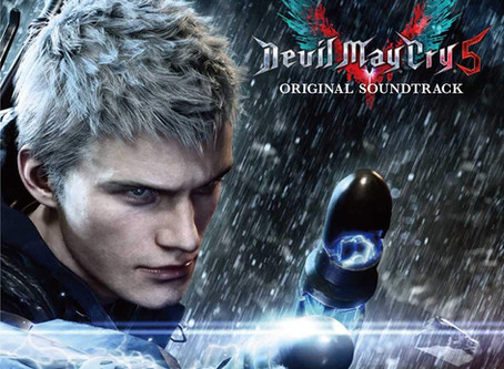 Devil May Cry 5 (Original Game Soundtrack) Released Digitally