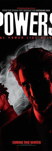 Powers Season 1 (TV Series)