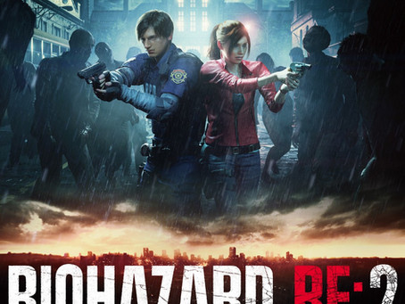 Resident Evil 2 (Original Game Soundtrack) Released Digitally