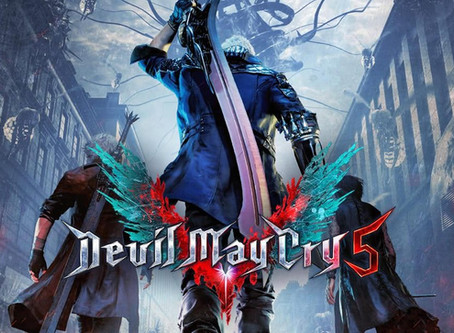 DAILY DEAD: Devil May Cry 5 Q&A with Composer Cody Matthew Johnson