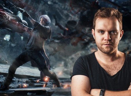 Stuff Magazine: Interview with Cody Matthew Johnson, Music Composer for Devil May Cry 5