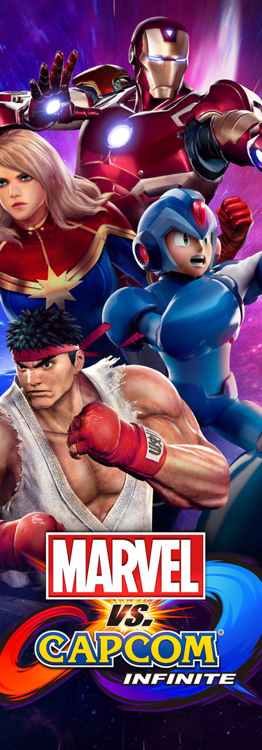 Marvel vs. Capcom: Infinite (Video Game)