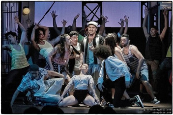 In The Heights - Axelrod Performing Arts Center