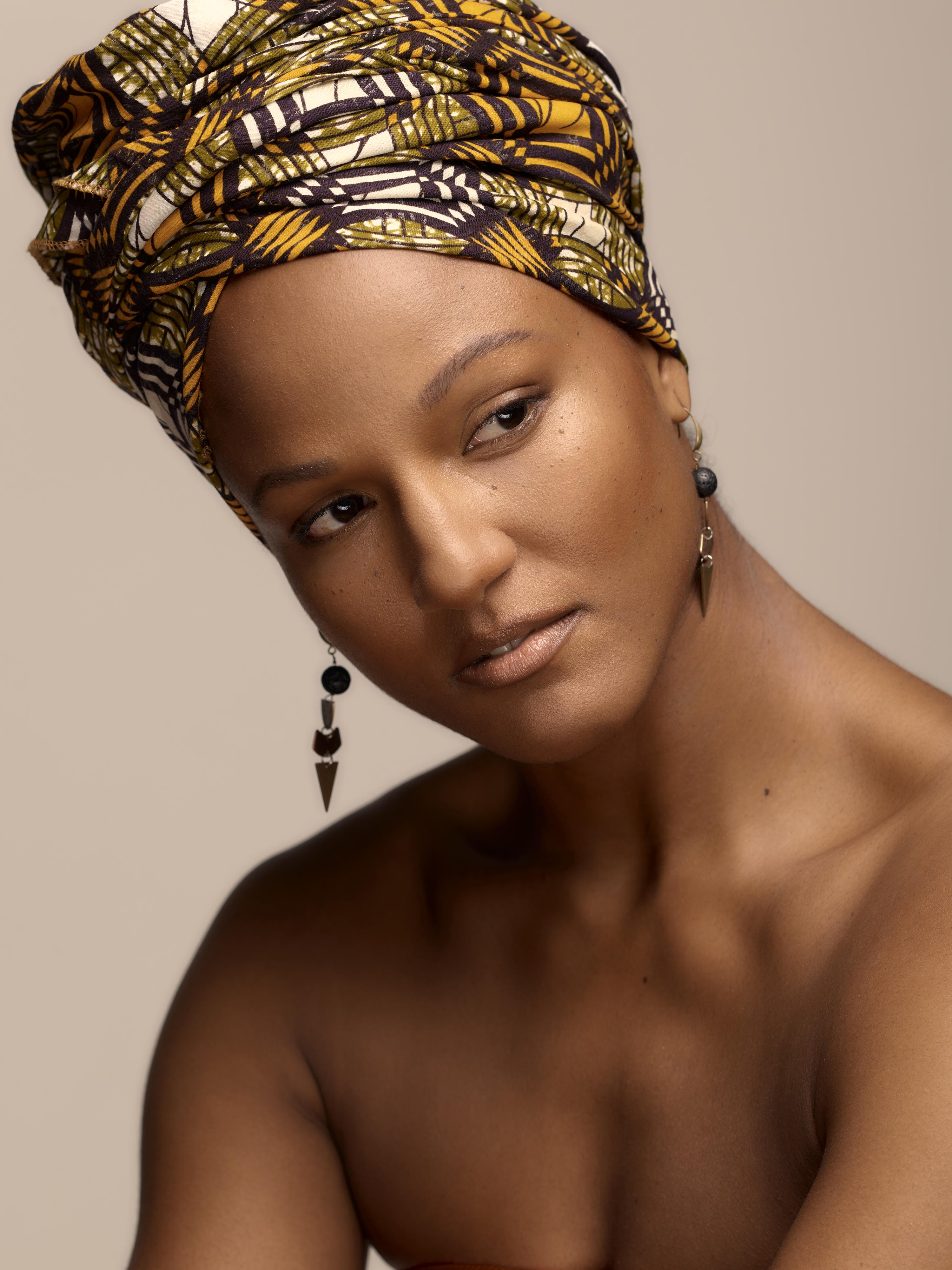 African Bodyart76506