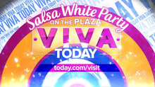 "The Today Show on CBS -  ""Salsa White Party with Talia Castro-Pozo"""