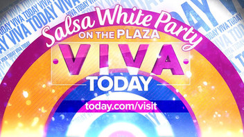 """The Today Show on CBS -  """"Salsa White Party with Talia Castro-Pozo"""""""