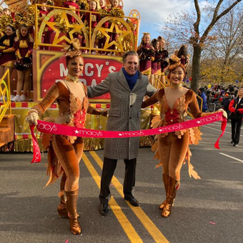 2019 Macy's Thanksgiving Day Parade; Starlettes