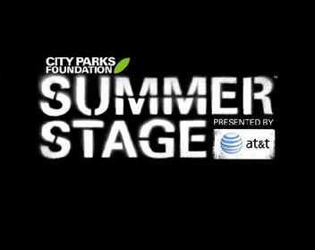 Summer Stage 2014