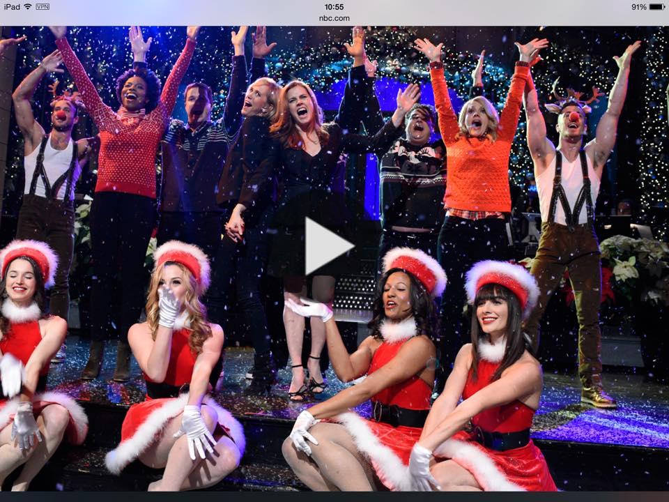 "Saturday Night Live Xmas Special ""14"