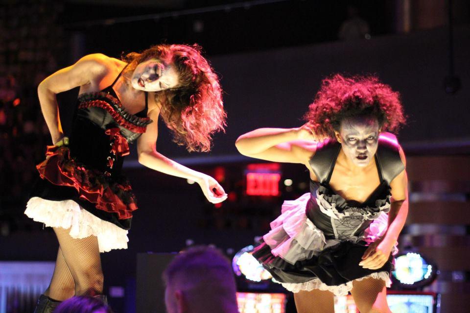 Halloween at the Revel Casino