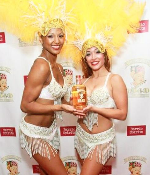 Copacabana Rum Launch Party