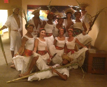 NYC Salsa Congress 2013 with Franck Muhel Dance Company