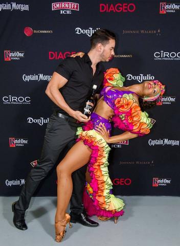 DIAGEO presents 'Noche De Mambo' CMN Events