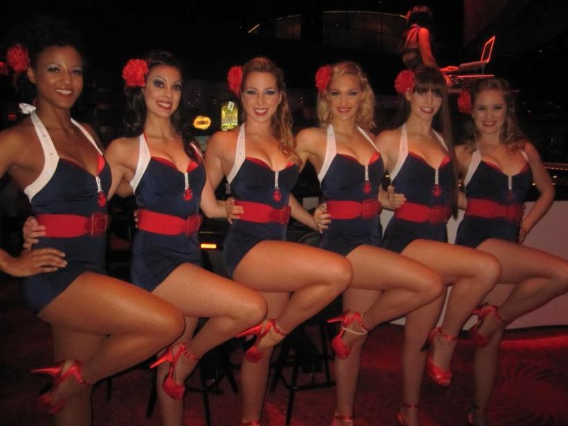 "American Sweethearts Revel Casino""12"