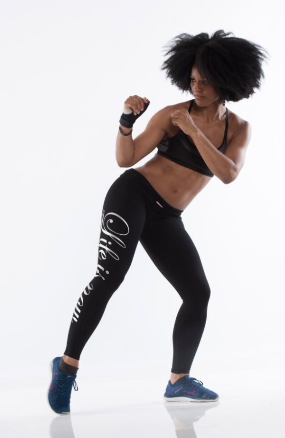 'Life Is Now' Fitness Clothing Line