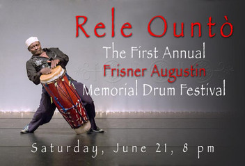 First Haitian Memorial Drum Festival (2014)