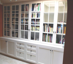ATTRACTIVE SHELVING FOR ORGANIZATION
