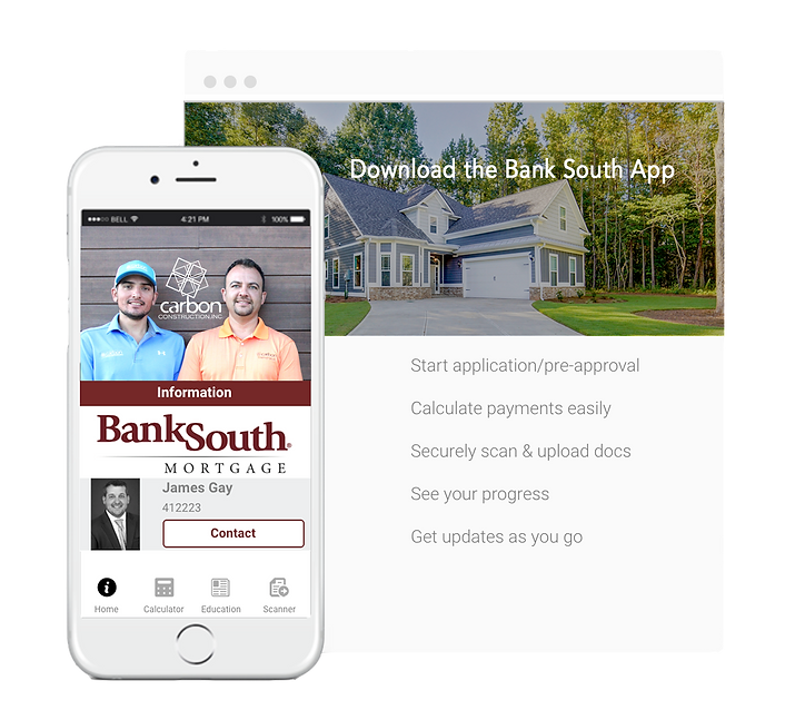 Banksouth App Info Image