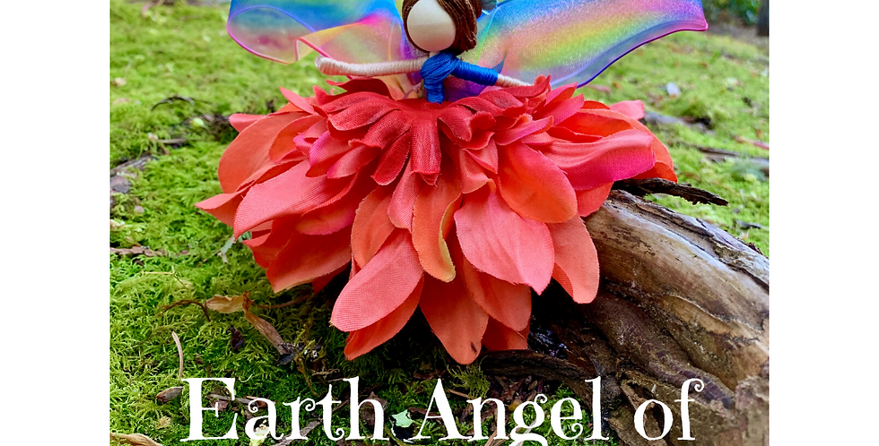 Earth Angel of Positivity