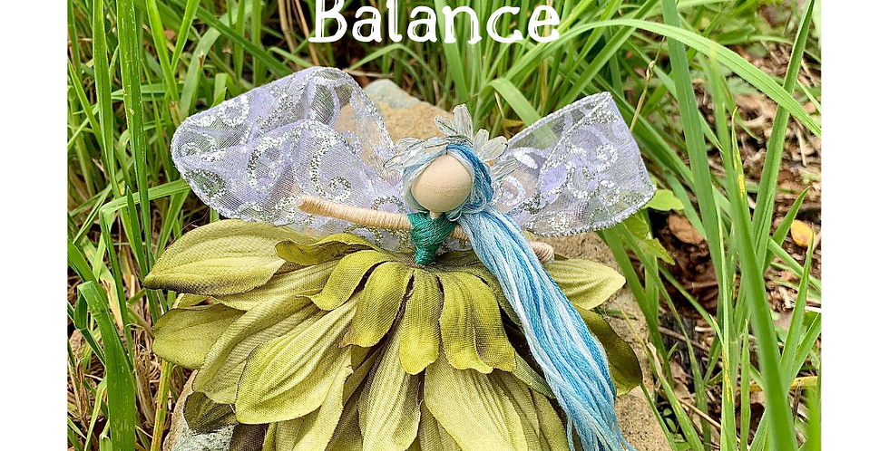 Earth Angel of Balance