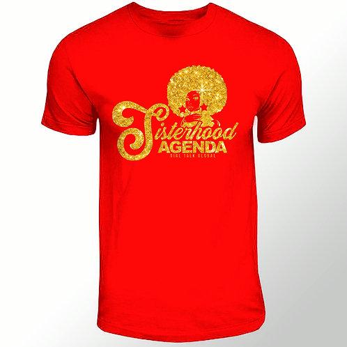 Sisterhood Agenda T-Shirt